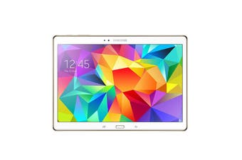 "Samsung Galaxy Tab S SM-T800 10.5"" WiFi 16GB White  [Au Stock]"