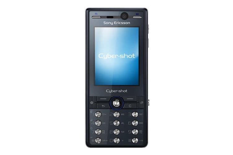 [Brand New Sealed in box, Vintage Stock, 2G only] Sony Ericsson K810i - Noble Blue