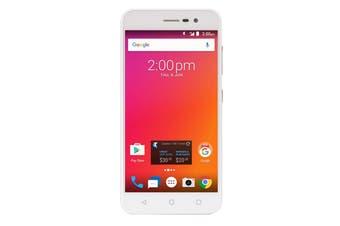 "ZTE Enhanced A520 (4G/LTE, 5.0"", 8MP , Tel) - Silver [Au Stock]"