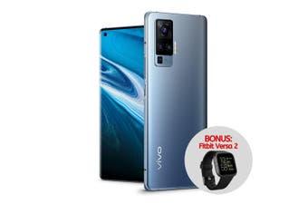 vivo X50 Pro 5G (Dual SIM, Pre Order 20-Aug, Bonus Fitbit Versa 2) - Alpha Grey [Au Stock]