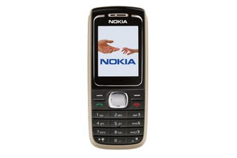 [Brand New Sealed in box, Vintage Stock, 2G only] Nokia 1650 - Black [Au Stock]
