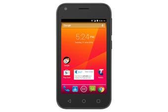 ZTE 4GX Smart A112 (4G/LTE, Quad Core, Tel Unlocked) - Black [Au Stock]