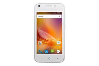 "ZTE Blade Shout A110 (4G/LTE, 4"", 5MP, Opt) - White [Au Stock]"