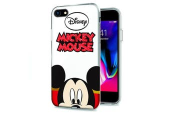 ZUSLAB iPhone SE 2020 / 8 / 7 Mobile Phone Case - Disney Mickey Mouse
