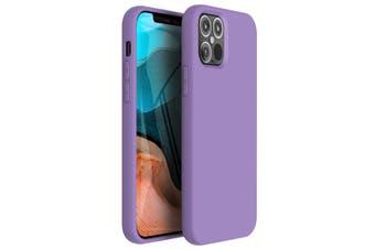 ZUSLAB iPhone 12 / 12 Pro Nano Silicone Case - Purple