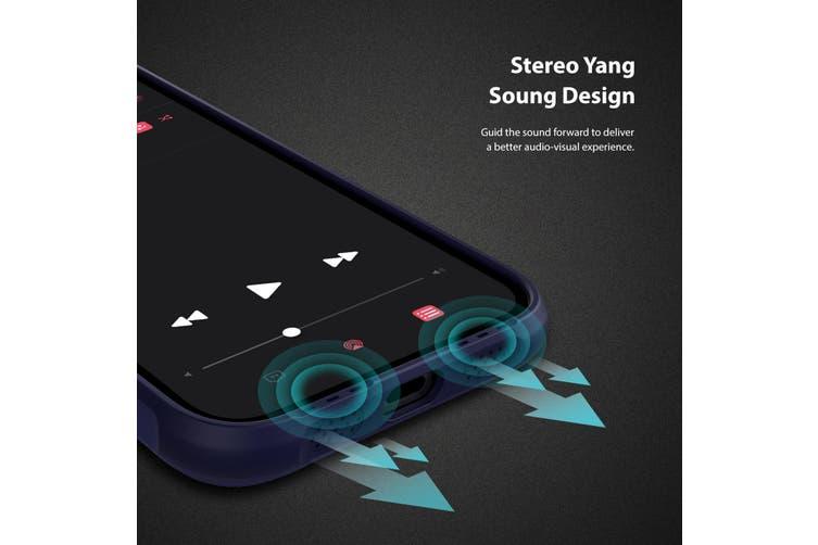 ZUSLAB iPhone 12 / 12 Pro SR Fusion Case - Blue