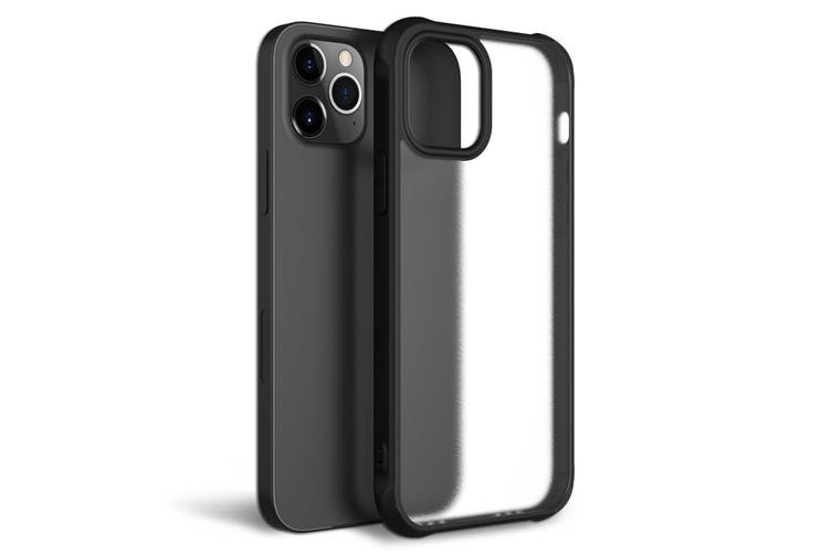 ZUSLAB iPhone 12 Pro Max SR Fusion Case - Black