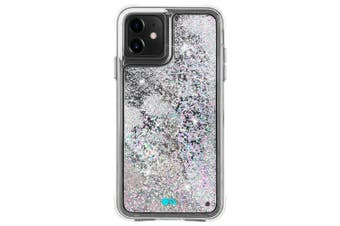 Case-Mate Waterfall Case for iPhone 11 (Iridescent Diamond)