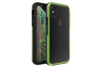 Lifeproof Slam Black Lime iPhone XS/X  Device