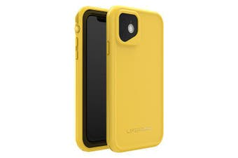 Lifeproof iPhone 11 FRE Case Waterproof Dirtproof Snowproof Dropproof Cover for Apple - Atomic #16 (Mustard/Yellow)
