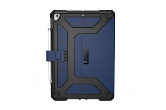 UAG Metropolis Folio Rugged Case for iPad 10.2 (7th/8th Gen) - Cobalt
