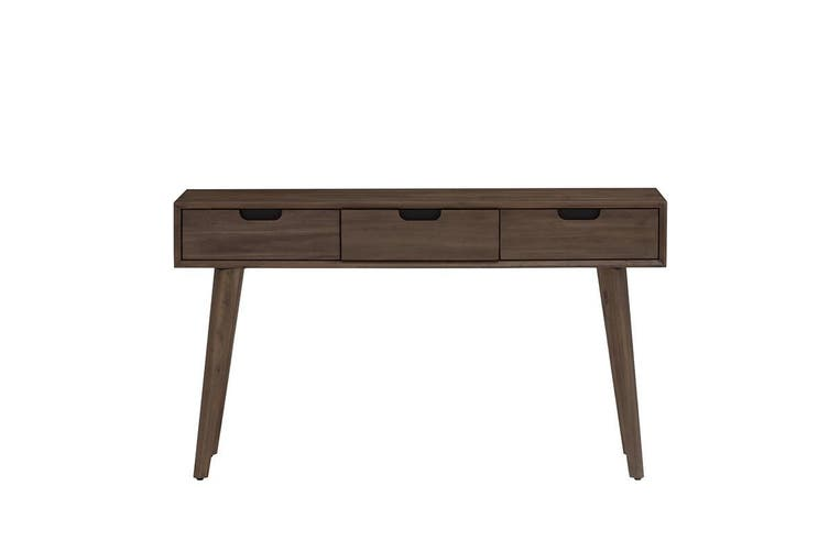 Torrell Console Table 140cm - Woodline Mocha