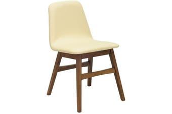 Avice Dining Chair - Cream