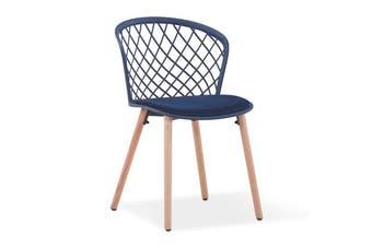 ATALIA Dining Chair - Blue