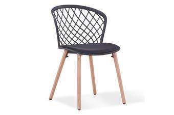 ATALIA Dining Chair - Black