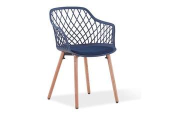 ATALIA Arm Chair - Blue