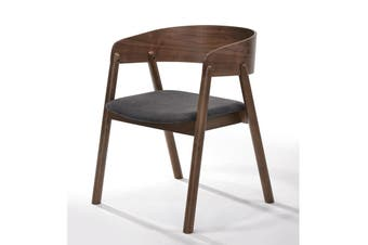 NIMA Arm Chair Dining Chair - Walnut