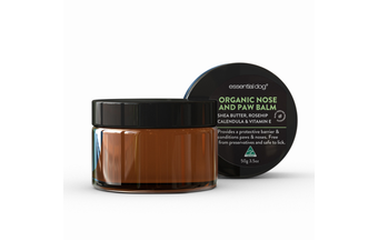 Essential Dog Organic Nose & Paw Balm, Soothes Dry Nose & Paws