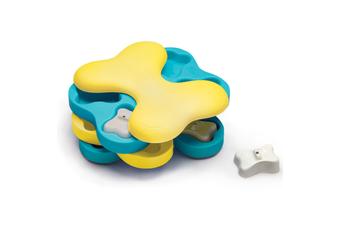 Nina Ottosson Dog Puzzle Toy Interactive Treat Dispenser, Dog Tornado