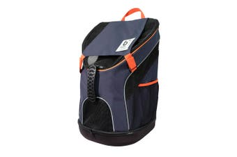 Ibiyaya Ultralight Carrier Bag Pet Backpack, Navy Blue