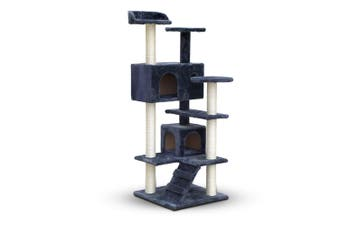 Cat Scratching Tree Post Medium, Grey
