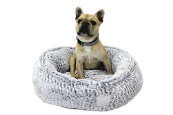 T&S Snug Bed Cloud, Round Pet Bed - Large