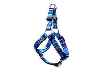 Woof Concept Step-in Dog Harness, Aztec