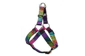 Woof Concept Step-in Dog Harness, Disco