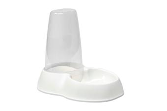 Moderna Sensiflo Pet Food Dispenser, 1.5L Gravity Feeder, White