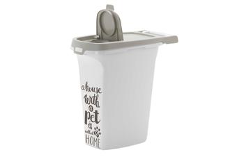 Moderna Pet Wisdom Container Pet Food Storage (10L Capacity)