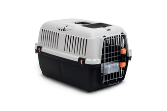 Bracco Travel Crate Pet Carrier for Small to Medium Breed Dog, Size 3