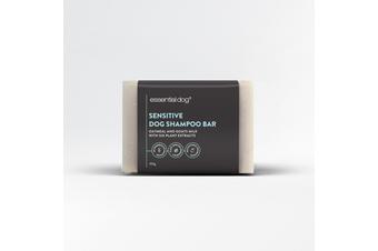 Essential Dog Sensitive Dog Shampoo Bar, Oatmeal, Lavender & Geranium