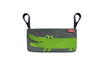 Ibiyaya Pet Pram Organiser Pouch, Crocodile
