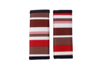 Ibiyaya Pet Stroller Handle Cover, Red Stripes