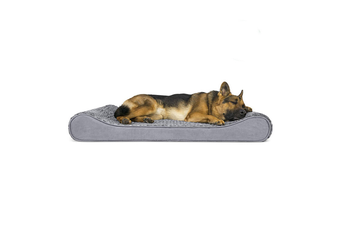 Soft Wave Pet Bed, Large