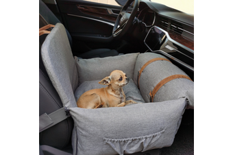 Dog Booster Seat for Small Breeds