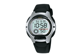 Casio Watch Ladies or Boy's Size LW-200-1AV LW-200-1 LW200 50-Metres Water Resist