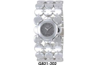 Citizen Made QQ Japanese Quartz Ladies Dress Watch Water Resistant G821-202