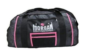 Morgan Endurance Pro Mesh Gear Bag - Black-Pink