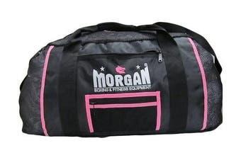 Morgan Endurance Pro Mesh Gear Bag - Pink