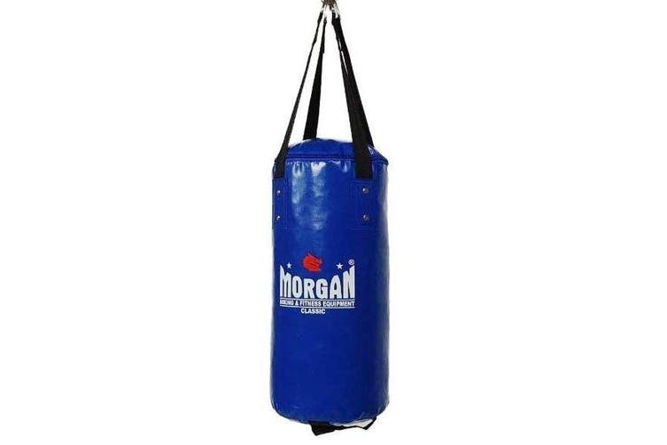 Morgan Mini & Skinny Punch Bag (Empty Option Available) - EMPTY / BLUE