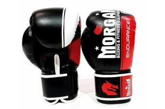 Morgan V2 Endurance Pro Boxing Gloves (12-16oz) - 12oz