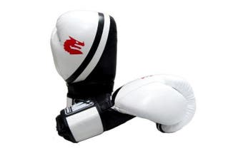 Morgan V2 Professional Leather  Boxing Gloves (10oz-16oz)