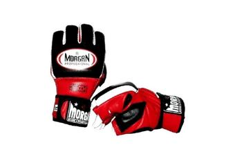 Morgan Professional Gel MMA Hybrid Leather Bag Gloves