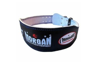 Morgan Professional 10cm Wide Weight Lifting Belt