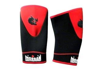 Morgan Neoprene DLX Knee Guard (Pair)