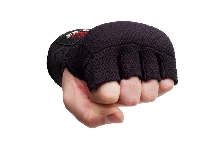 Sting Elasticized Quick Boxing Wraps - S / PINK
