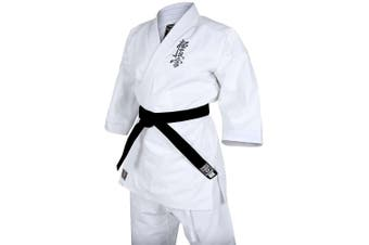 Kyokushinkai Gi Uniform 14oz Brushed Canvas