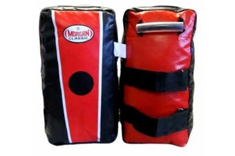 Morgan V2 Classic Rag-Filled Thai Pads (Pair)