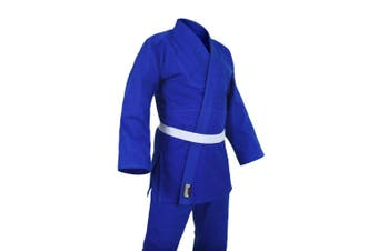 Dragon 1.5 (550GSM) Weave Judo Uniform - Blue